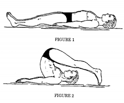 Lower Back Stretches In Bed Increase Height And Grow Taller By Stretching Horizontally In Bed