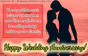 wedding messages to anniversary wishes for husband 365greetings