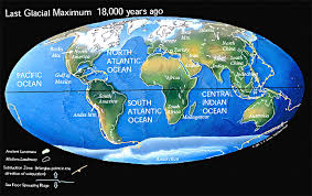 map of america 20000 years ago age maps age now