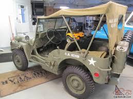 willys mb jeep fully restored ww2 jeep gpw