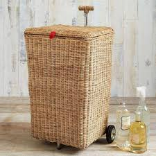 decorative laundry hampers bedroom sectioned hamper white wicker hamper with liner