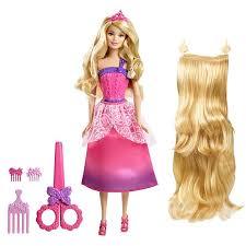 barbie endless hair kingdom longest locks doll blonde dkb63