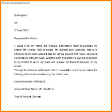 sample bank authorization letter authority letter for banksorship