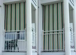 seitenschutz balkon sichtschutz design nr 9100