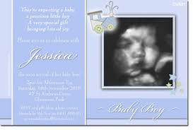 cu621 boys baby shower baby shower invitations invitations 2