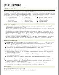 Accounts Payable And Receivable Resume Download View Resumes Haadyaooverbayresort Com