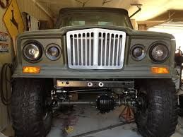 jeep chief 1979 square to round headlights full size jeep network