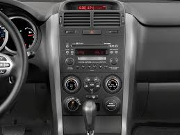 2008 suzuki grand vitara instrument panel interior photo