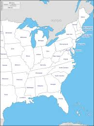 map canada east coast us map east coast beaches florida at eastern seaboard thumbalize me