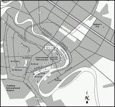map of bagdad fast loading map of baghdad