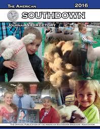 2016 southdown journal u0026 directory by lisa scramlin issuu