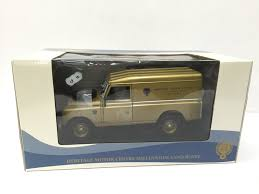 land rover series 3 109 universal hobbies ltd heritage motor centre 1 18 scale millenium
