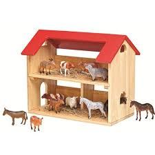 Toy Barn With Farm Animals Becker U0027s Barn With Farm Animals Set Becker U0027s Supplies