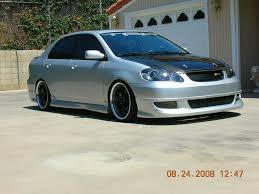 Toyota Corolla 1994 Modified Toyota Corolla Modified Pictures All Pictures Top