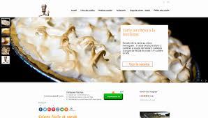 site cuisine facile site de cuisine unique photographie diaporamas de recettes faciles