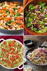 fast and easy chicken dinner recipes popsugar food