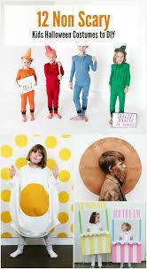 Halloween Scary Kids Costumes 12 Cute Scary Diy Kids Costume Ideas Halloween