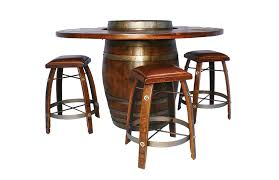 Barrel Bistro Table Barrel Bistro Table 2 Day Designs