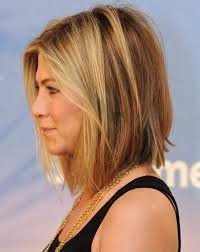 really like this cut the way her hair is shorter in back than