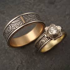 matching wedding rings for him and best 25 custom wedding rings ideas on matching rings