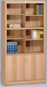Natural Wood Bookcases Red Bookcases With Doors On Bottom Small Furniture Ideas Photos 65