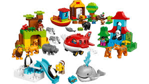 around the world 10805 lego duplo products and sets lego