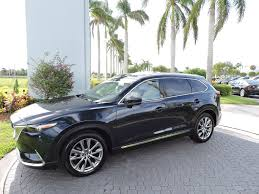 2016 used mazda cx 9 awd 4dr grand touring at royal palm toyota