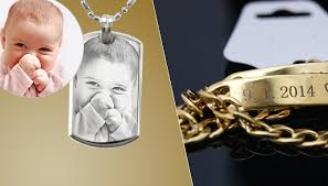 engrave a necklace personalised jewellery engraved bracelets and picture necklaces
