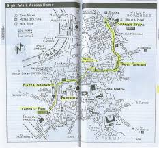Rome Italy Map Aiosearch Rick Steves Rome Italy Itinerary