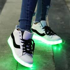 led lights shoes nike nike light up shoes red