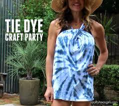 crafty texas girls tie dye