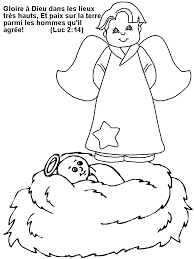 coloriages de noël naissance du jésus christ coloriage de noël
