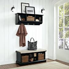 entry hall bench with storage home design