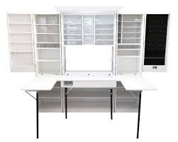White Art Desk The Original Scrapbox