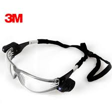 safety glasses for led lights 3m 11356 protective led safety goggles dual bright led lights