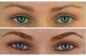 semi permanent makeup for eyebrows