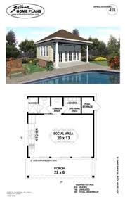 house plans with pool house guest house 15 x 22 custom pool house cabana with outdoor kitchen bar