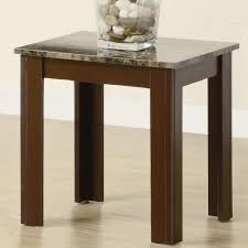 contemporary cocktail and end table set