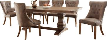 Wooden Dining Room Furniture Lark Manor Parfondeval Extendable Wood Dining Table Reviews