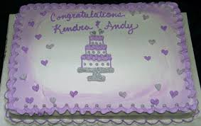 wedding sheet cake 115 bridal shower sheet cake with a wedding cake design