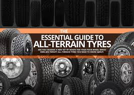 Rugged Terrain Vs All Terrain Essential Guide To All Terrain Tyres Unsealed 4x4