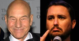 Shut Up Wesley Meme - patrick stewart totally owned wil wheaton on twitter and it ll