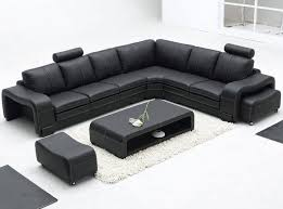 Large Black Leather Sofa Fresh Large Black Leather Sofa 24 About Remodel Contemporary Sofa