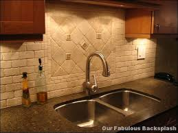 Brown Subway Travertine Backsplash Brown Cabinet by 21 Best Backsplash Ideas Images On Pinterest Backsplash Ideas