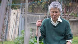 Roger Blind Roger Kan Is 83 He Works Full Time He Loves His Garden And He U0027s