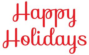 free happy holidays clip art many interesting cliparts