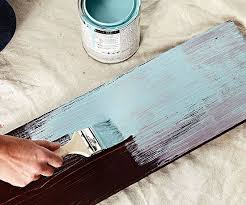 how to paint distressed wood furniture distressed wood wood