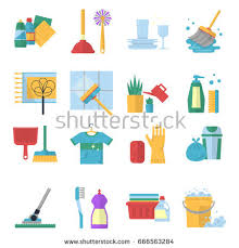 cartoon pictures of cleaning cleaning icon stock images royalty free images u0026 vectors