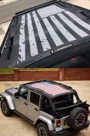 jeep american flag 25 parasta ideaa pinterestissä jeep top jeep jeepin