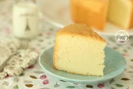 nasi lemak lover pure vanilla sponge cake 香草海绵蛋糕